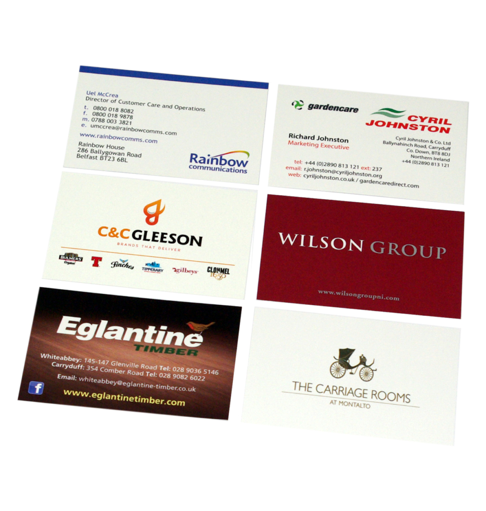 Business Cards - Minprint Order Online