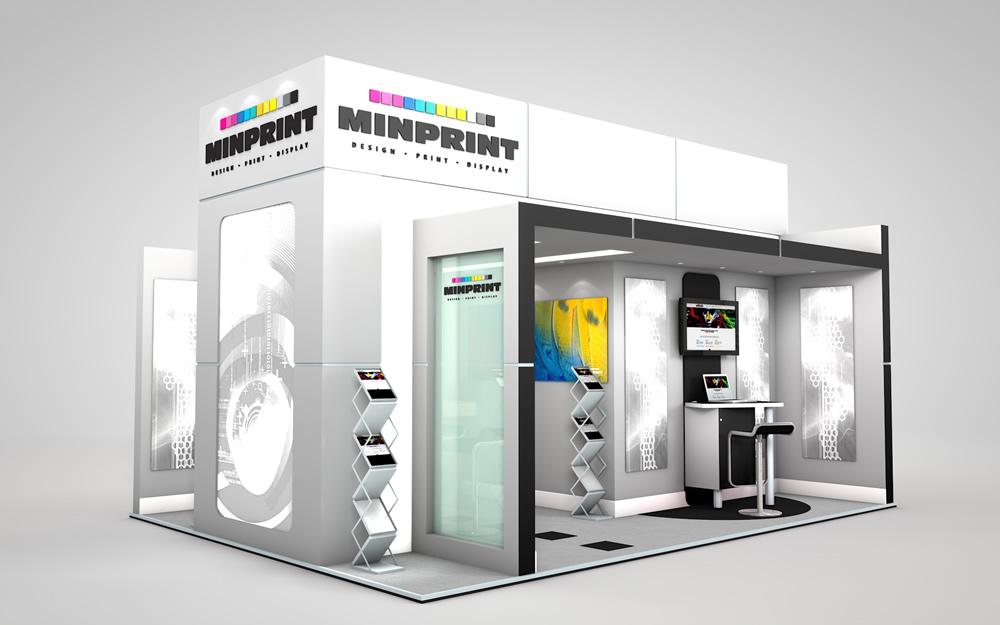 Minprint Design Print Display Printers Belfast