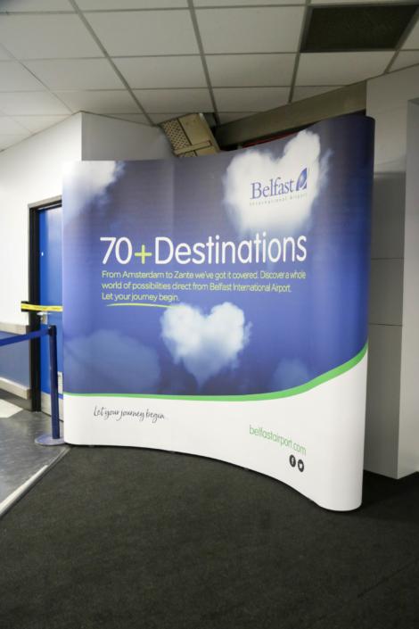 belfast international airport web cameras